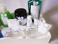 kit toalete banheiro casamento