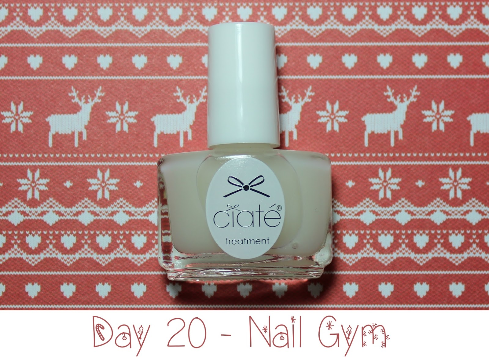 ciate advent day 20