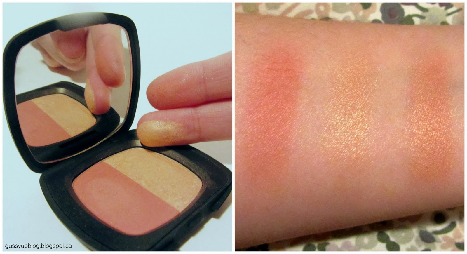 bareMinerals Cheek to Chic, Mini bareMinerals Ready Blush in  The One & Luminizer in The Love Affair Duo, Plus Blush