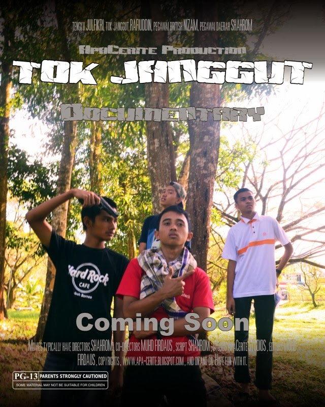 Tok Janggut The Movie