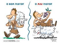 O seu pastor se sacrifica pelo rebanho ou o rebanho é sacrificado por Ele?