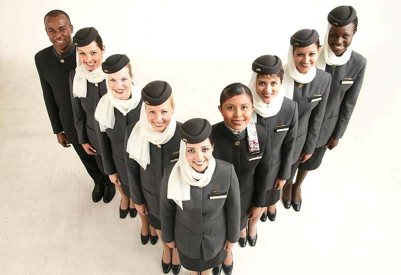Etihad Airways And Cabin Crew World Stewardess Crews