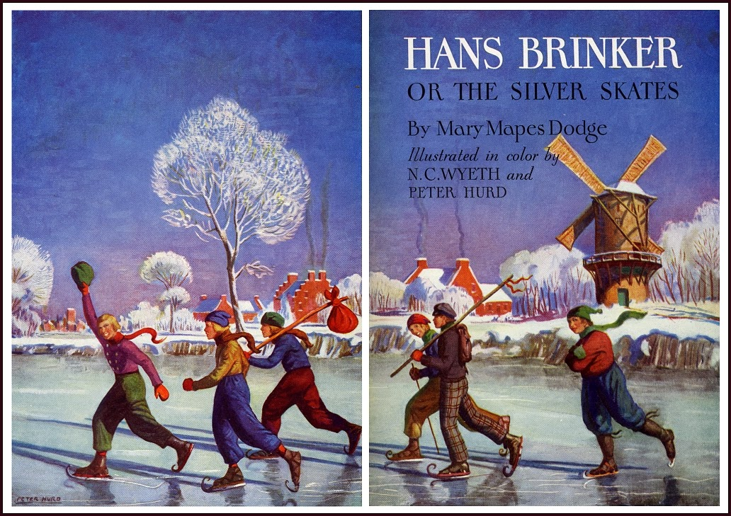 hans brinker Hans brinker, or the silver skates is set in the '60sthe 1860s, that is the brinkers are a simple family of five living in holland, and its zeider zee.