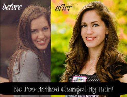A Girlfriend S Guide To No Poo As In No Shampoo Weird