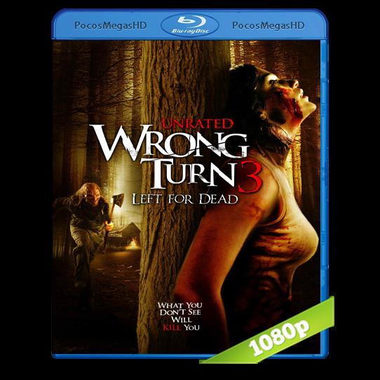 Camino Hacia el Terror 3 (2009) V. ExTendida BrRip 1080p Audio Dual Latino/Ingles 5.1