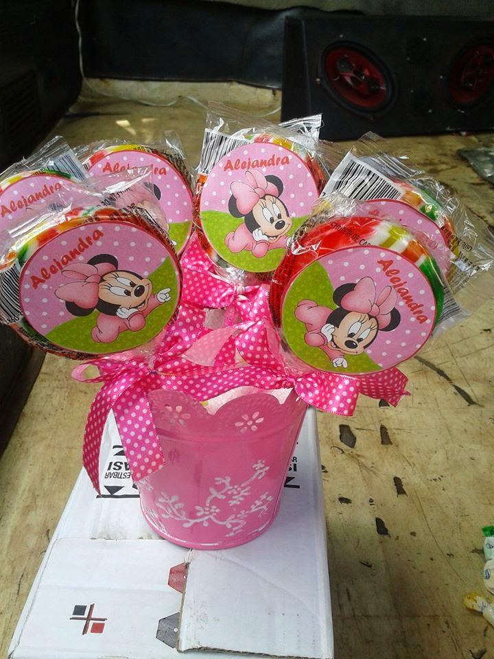 Decoracion Minnie Rosada ~   para tu cumple  Ideas para decoraci?n de cumplea?os Minnie Rosa