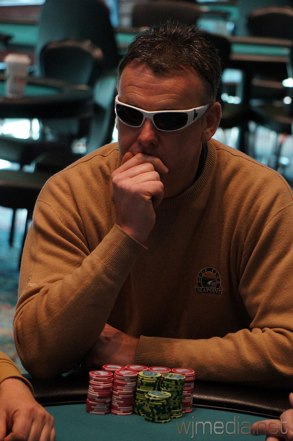 Foxwoods Poker: Dec 11, 2012