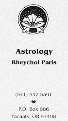 Astrology by Rheychol Paris