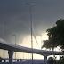 Puting Beliung melanda Johor Bahru Petang Semalam