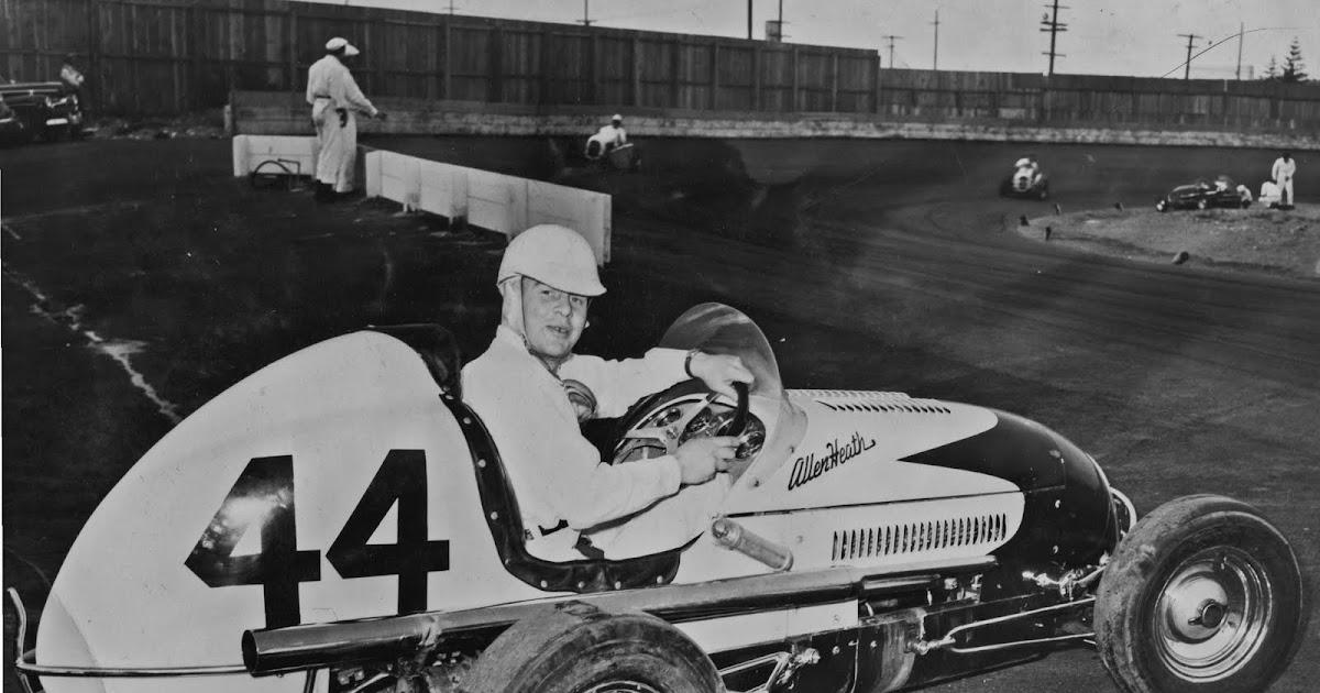 Northwest Auto Racing, 1950s: Allen Heath