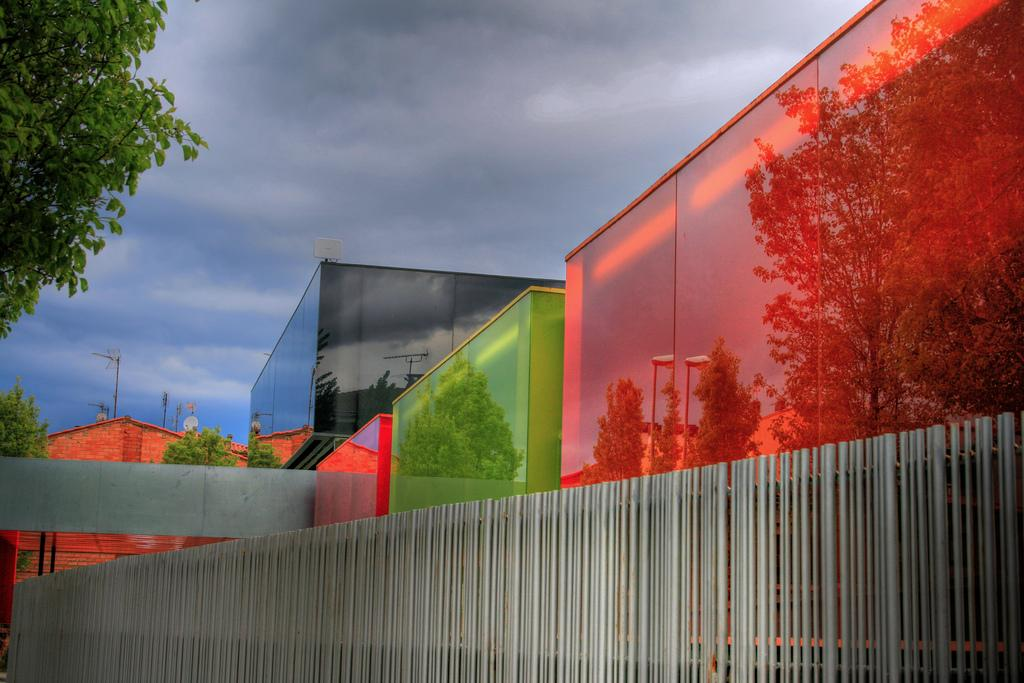 Rcr arquitectes a f a s i a - Colegio arquitectos barcelona ...