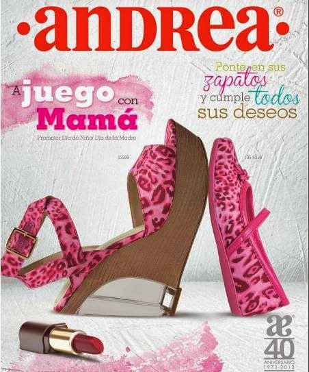 andrea catalogo promotor dia de la madre 2014