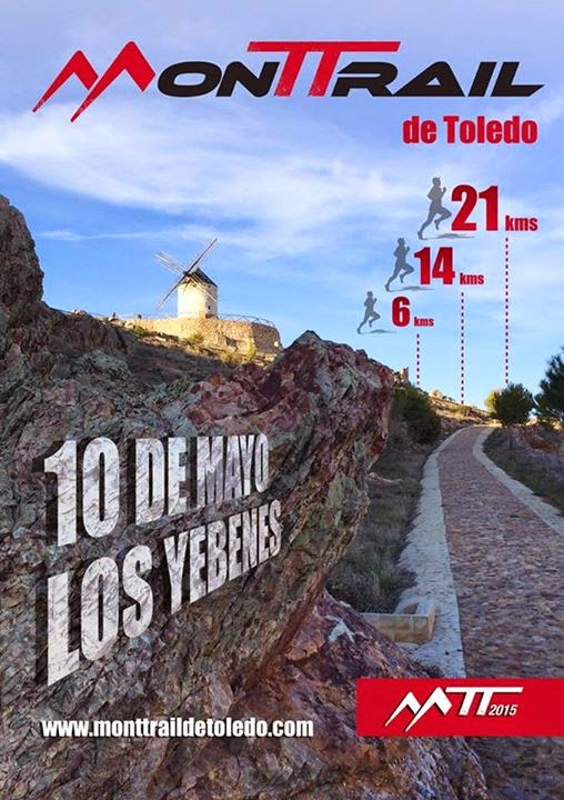 MontTrail de Toledo, en Los Yébenes