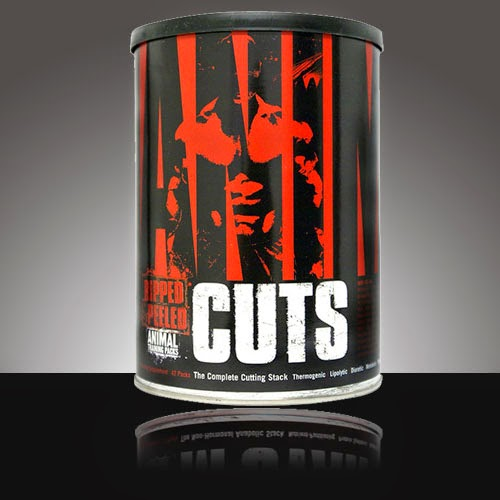 Universal Nutrition Animal Cuts 42 Pack Animal Cuts 42 Packs Can