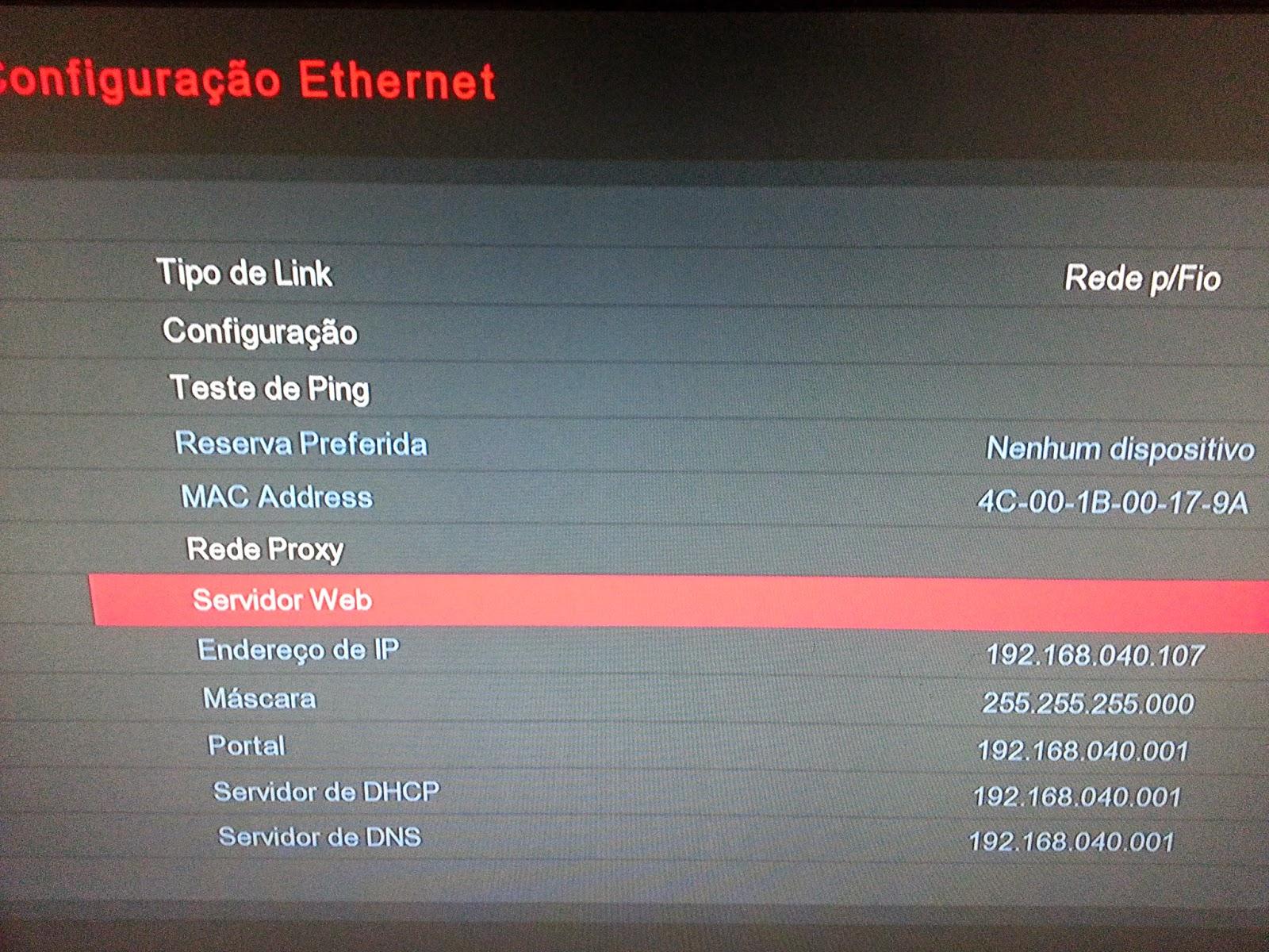 Audisat A1 HD COMO INSTALAR O WEB REMOTE imagem 5