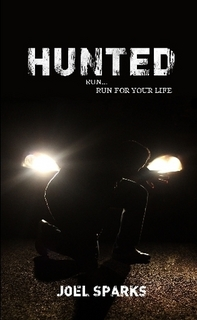 HUNTED - My first novel