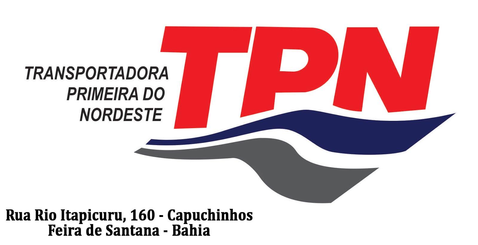 TPN - SOLUÇÕES EFICAZES EM TRANSPORTE DE CARGA - TEL (75)3024-6144