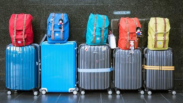 Malas de viagem