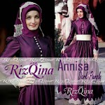 Annisa Maxi + Pashmina SOLD OUT