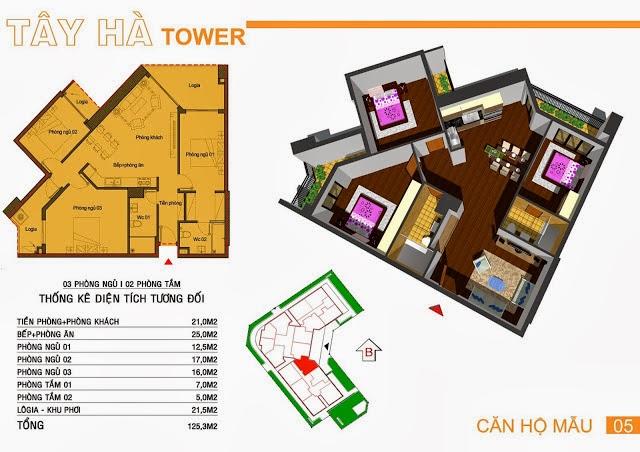 Chung Cư Tây Hà Tower, chung cu tay ha tower, 10