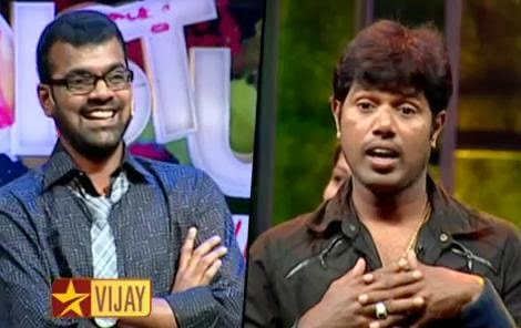 Naduvula Konjam Disturb Pannuvom – Episode 19 – Vijay Tv  Game Show  March 16-02-2014 Promo