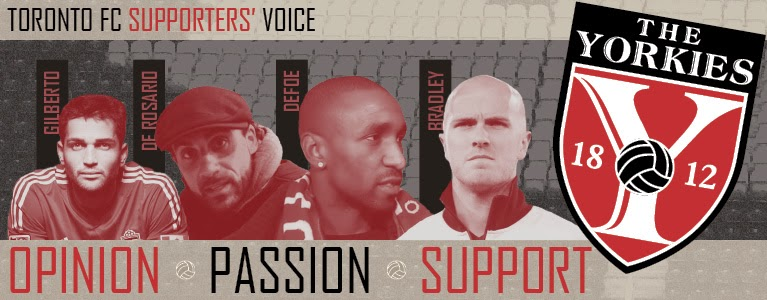 The Yorkies - The Toronto FC Supporter's Voice