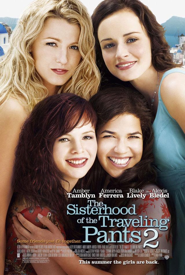 the sisterhood of the traveling pants 2 2008 � hd movie