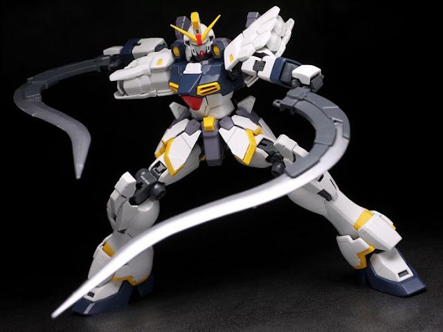 Gundam Sandrock model kit