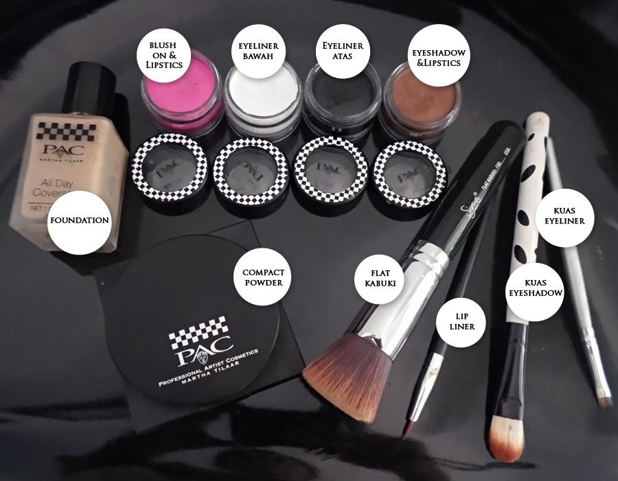 Ini Vindy Yang Ajaib Tips Makeup Reinkarnasi Dengan