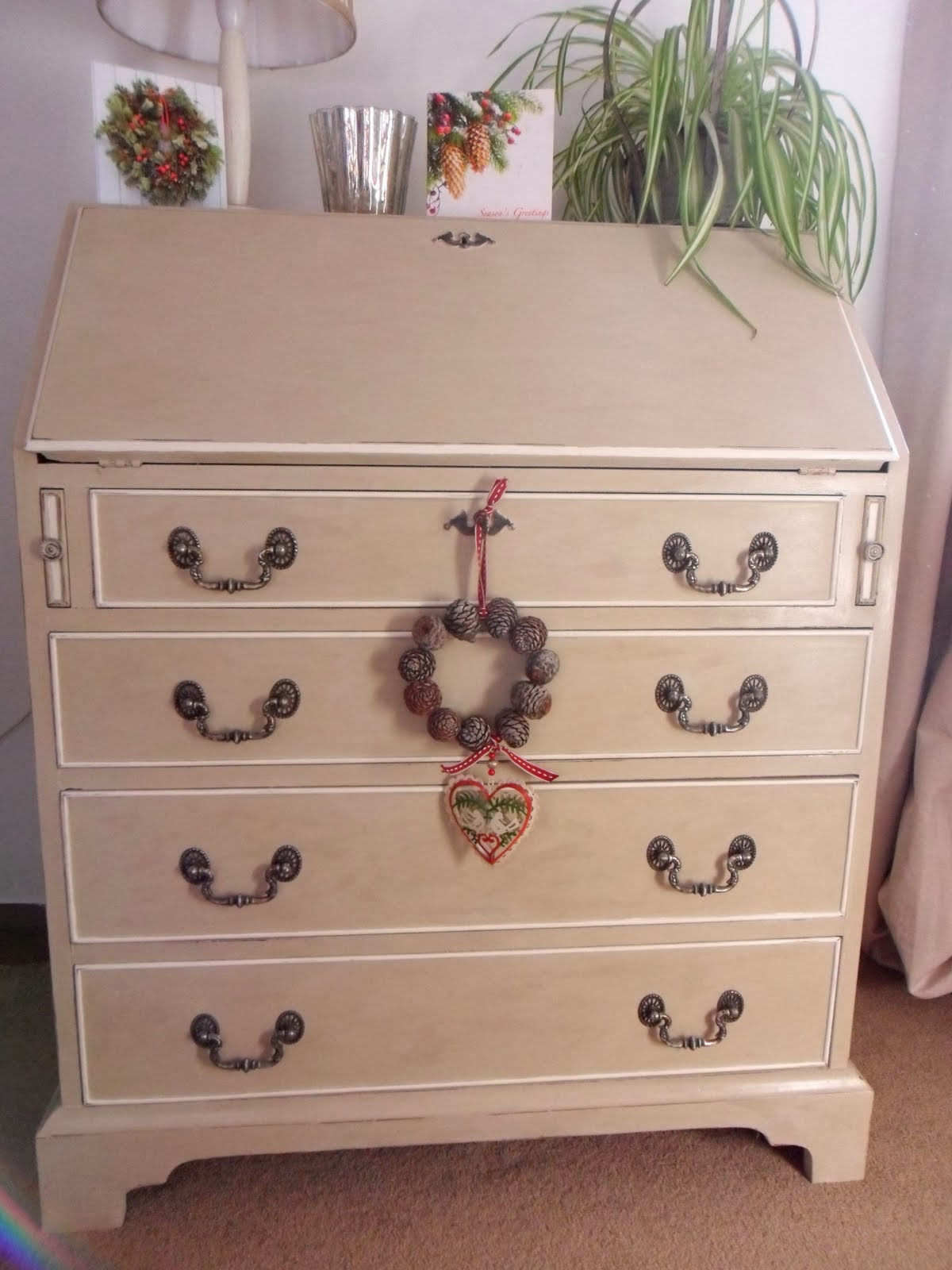 Gillyflower Painted Bureau In Annie Sloan Chalk Paint. French Country Kitchen Lighting. Kitchen Hood Filters. Broan Kitchen Exhaust Fans. Kitchen Storage Cart. How To Install Crown Molding On Kitchen Cabinets. Kitchen Track Lighting. Gas Kitchen Range. Kitchen Islands With Seating For 4