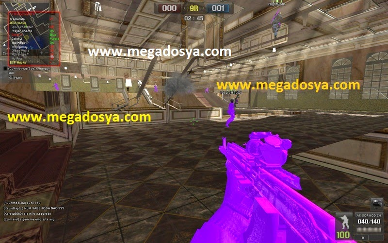 Point Blank Extra Aimbot Wallhack Loader Hile indir