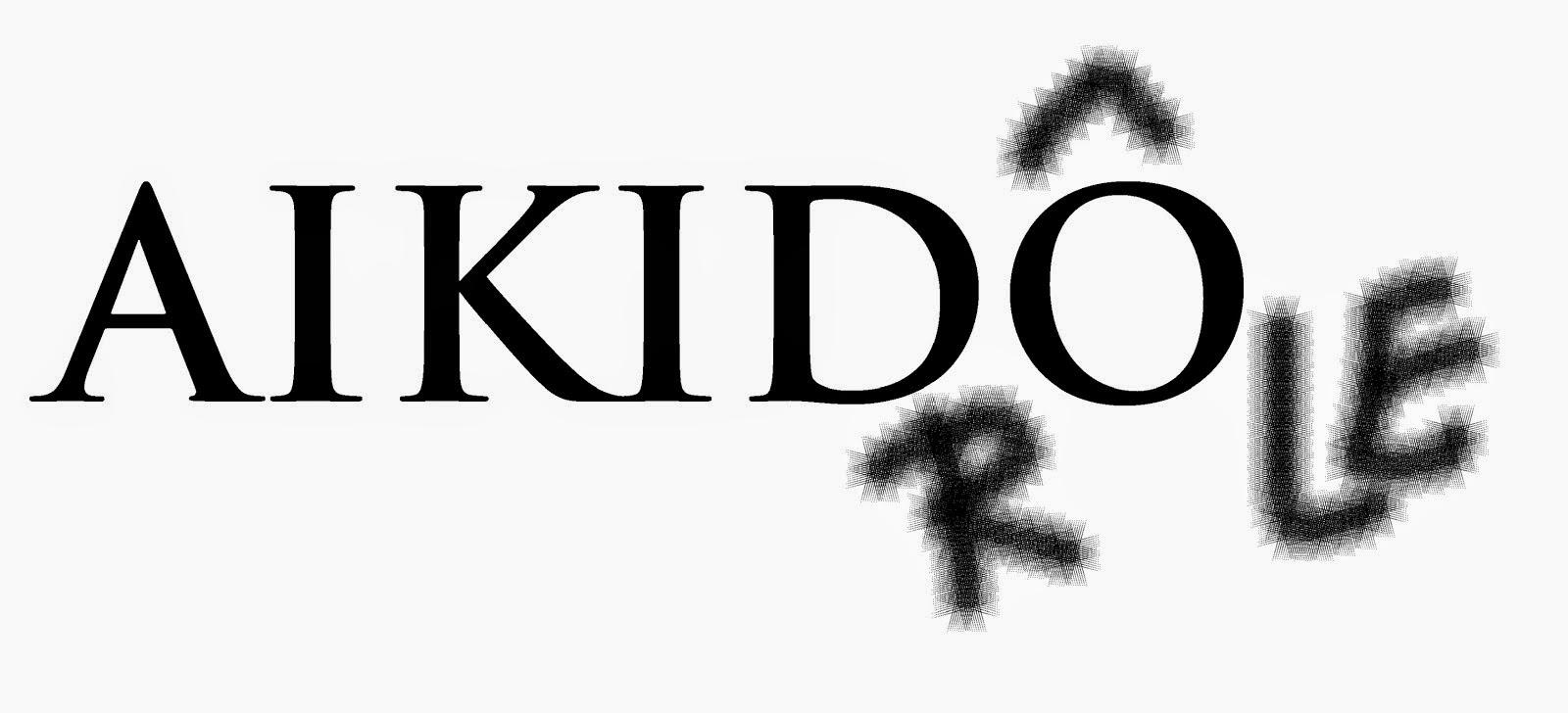 La BD humoristique sur l'aikido