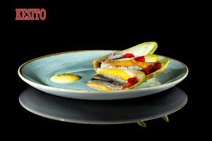 "Ganadora del primer premio con mi receta ""Matrimonio Marengo"" en Restaurante Alborada"