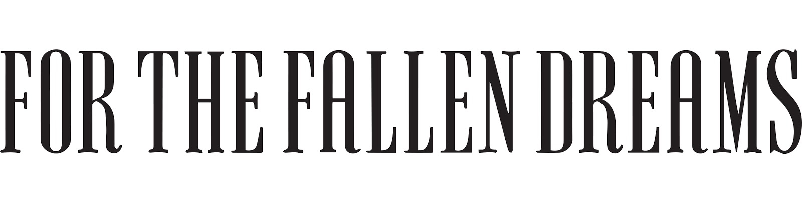 FOR THE FALLEN DREAMS EXCLUSIVE INTERVIEW
