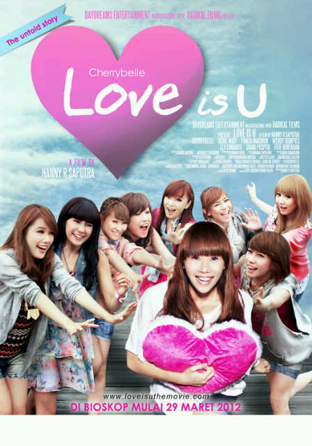love is you poster