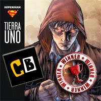 """Ganador del Concurso """"Superman Tierra 1"""" ComicsBarcelona.com"""