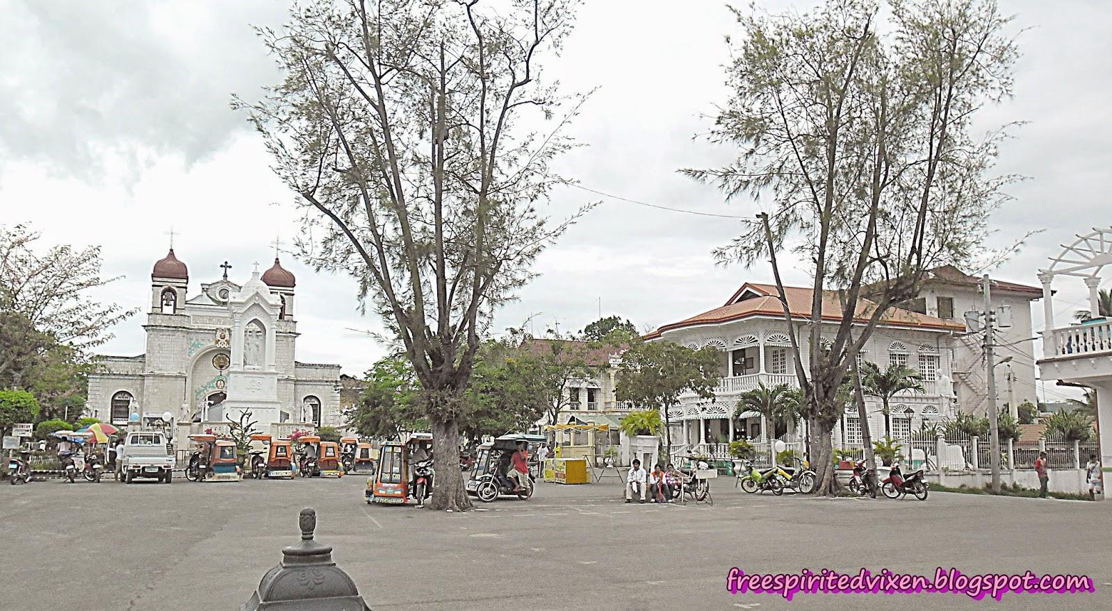 Carcar Town Plaza