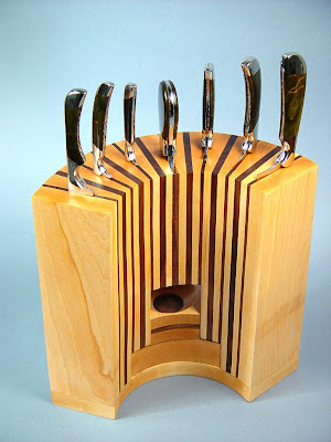 Cool and Creative Knife Storage Designs (15) 4
