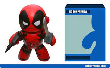 Deadpool Marvel Mighty Muggs