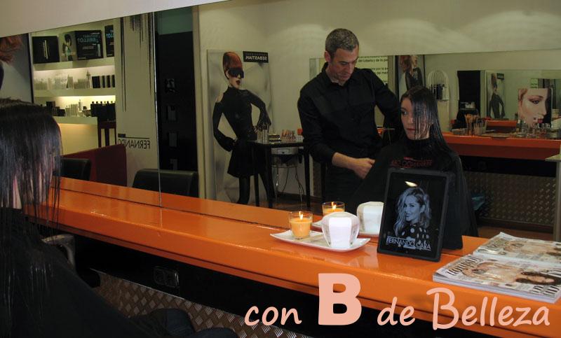 Salón de peluquería Fernando Cara