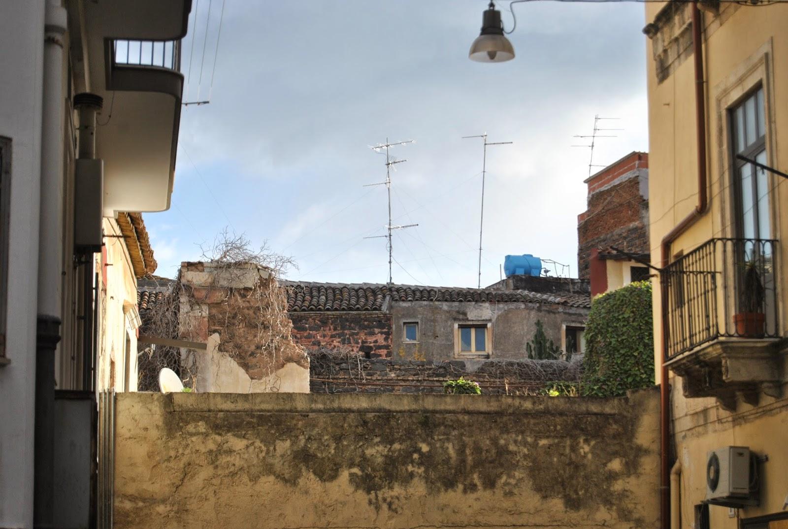 Il baluardo di euplio urbanfile blog - Isolare parete interna a nord ...