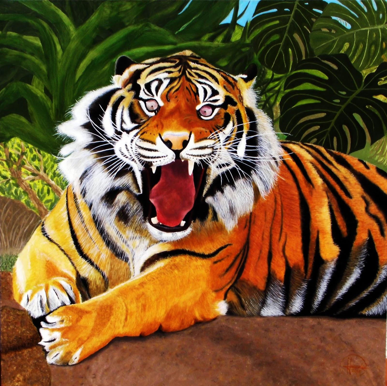 Tigre del bengala caratteristiche