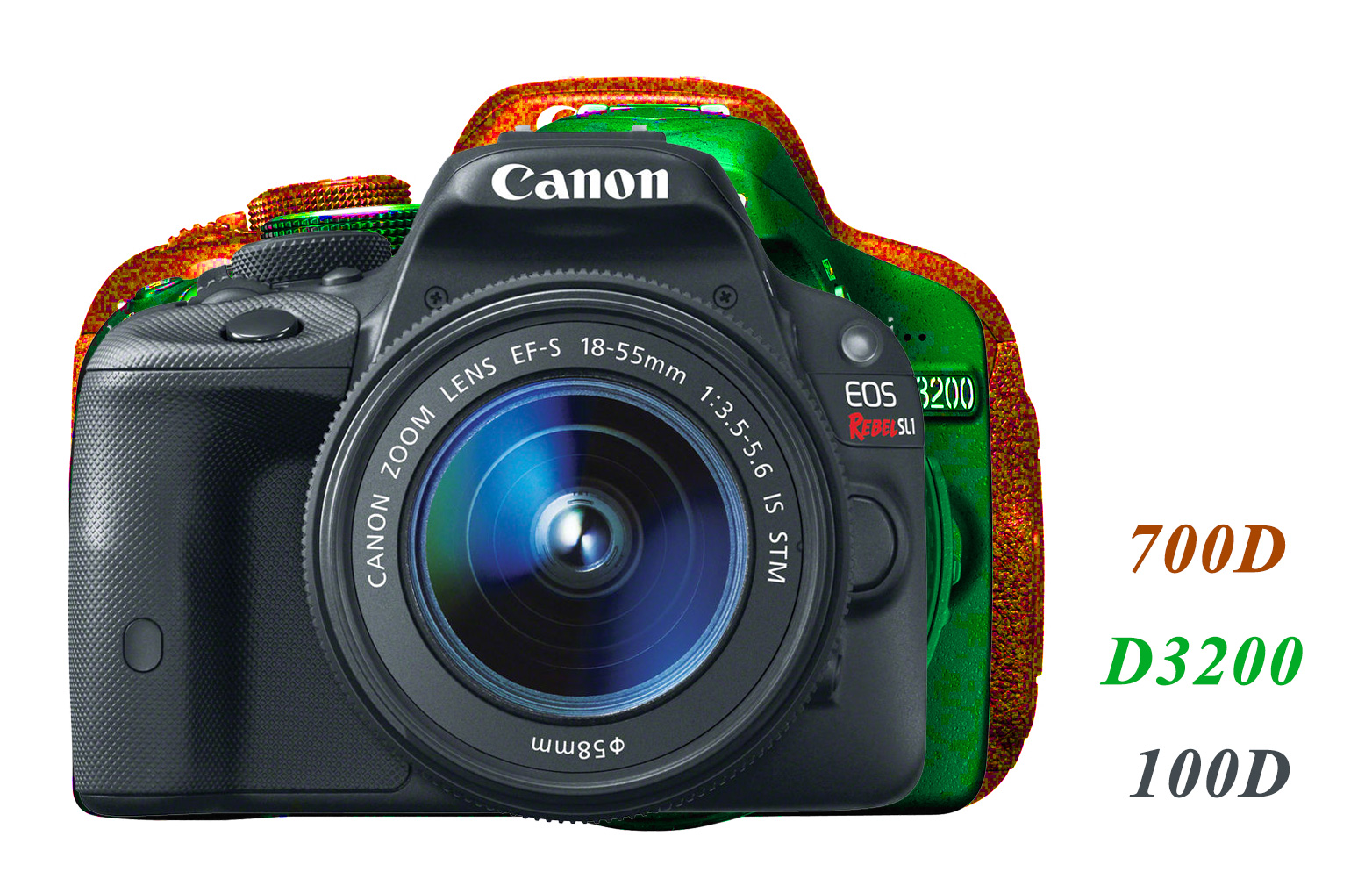canon eos 100d is the smallest digital slr camera with. Black Bedroom Furniture Sets. Home Design Ideas
