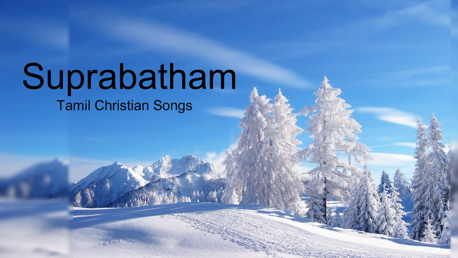 suprabatham tamil free download christian songs and stuff