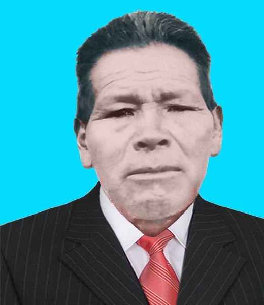 Facundo Paucar Quispe