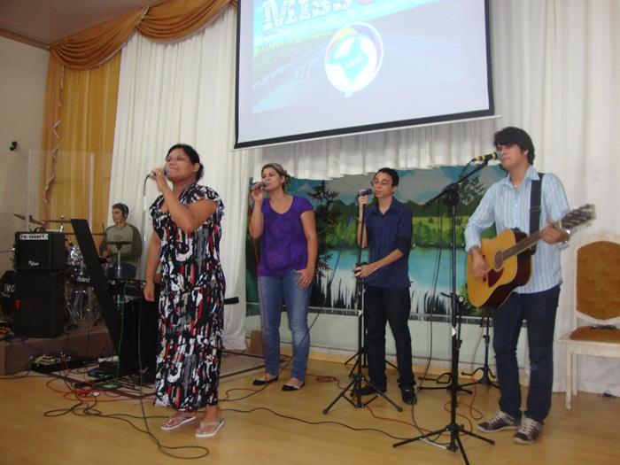 CAMPANHA MUNDIAL DE ORAÇÃO 2011 em Macapa