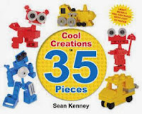 Cool Creations in 35 Pieces by Sean Kenney
