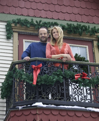 debbie macombers trading christmas hallmark channel christmas movie - Debbie Macomber Trading Christmas
