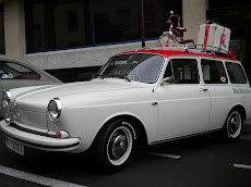 VW. Tipo 3 Variant.