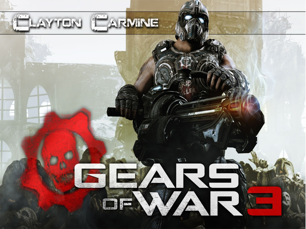 Gears of War HD & Widescreen Wallpaper 0.759974033138676
